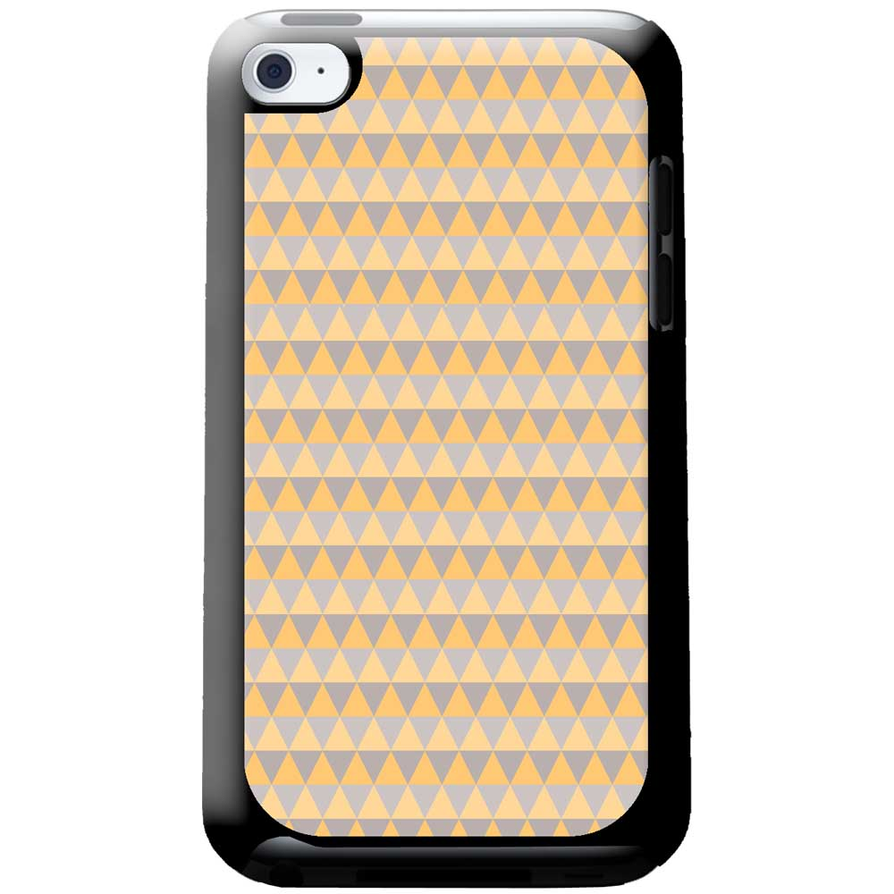 modern collection geometric designs hard case for ipod